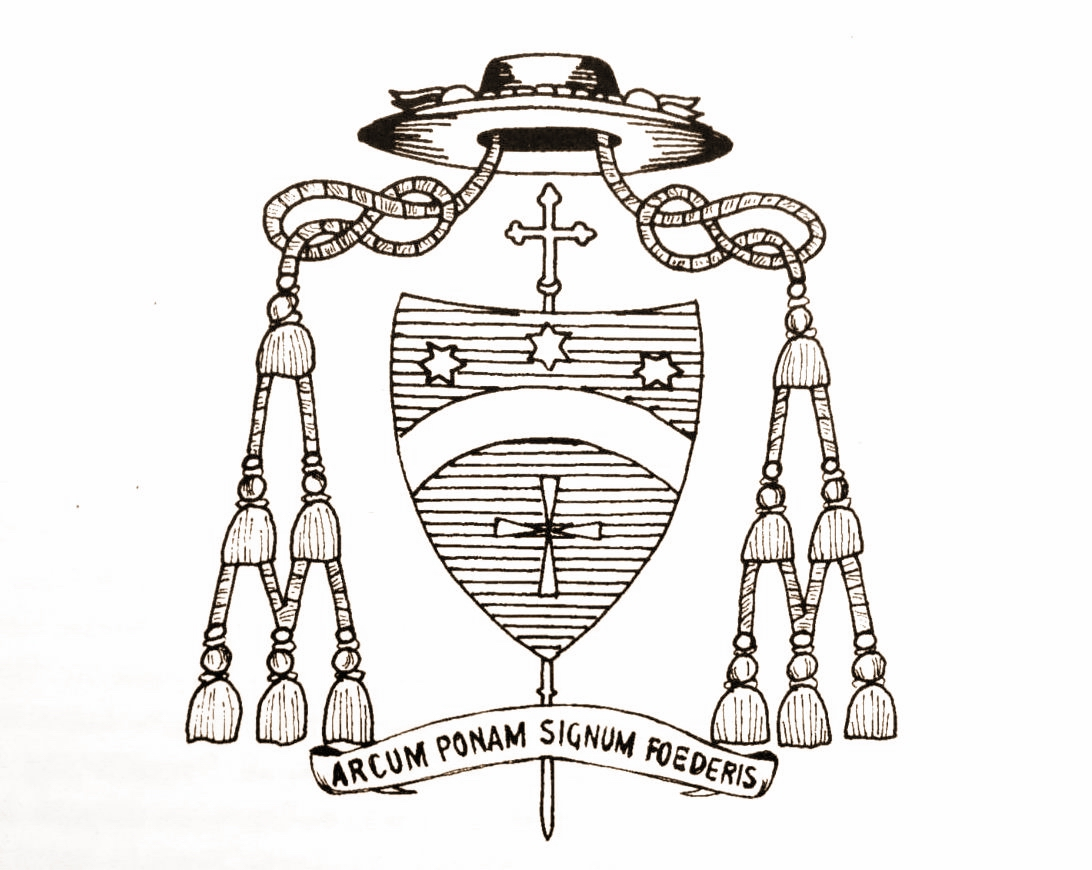 Stemma Vescovile - Mons. Agostino D'Arco