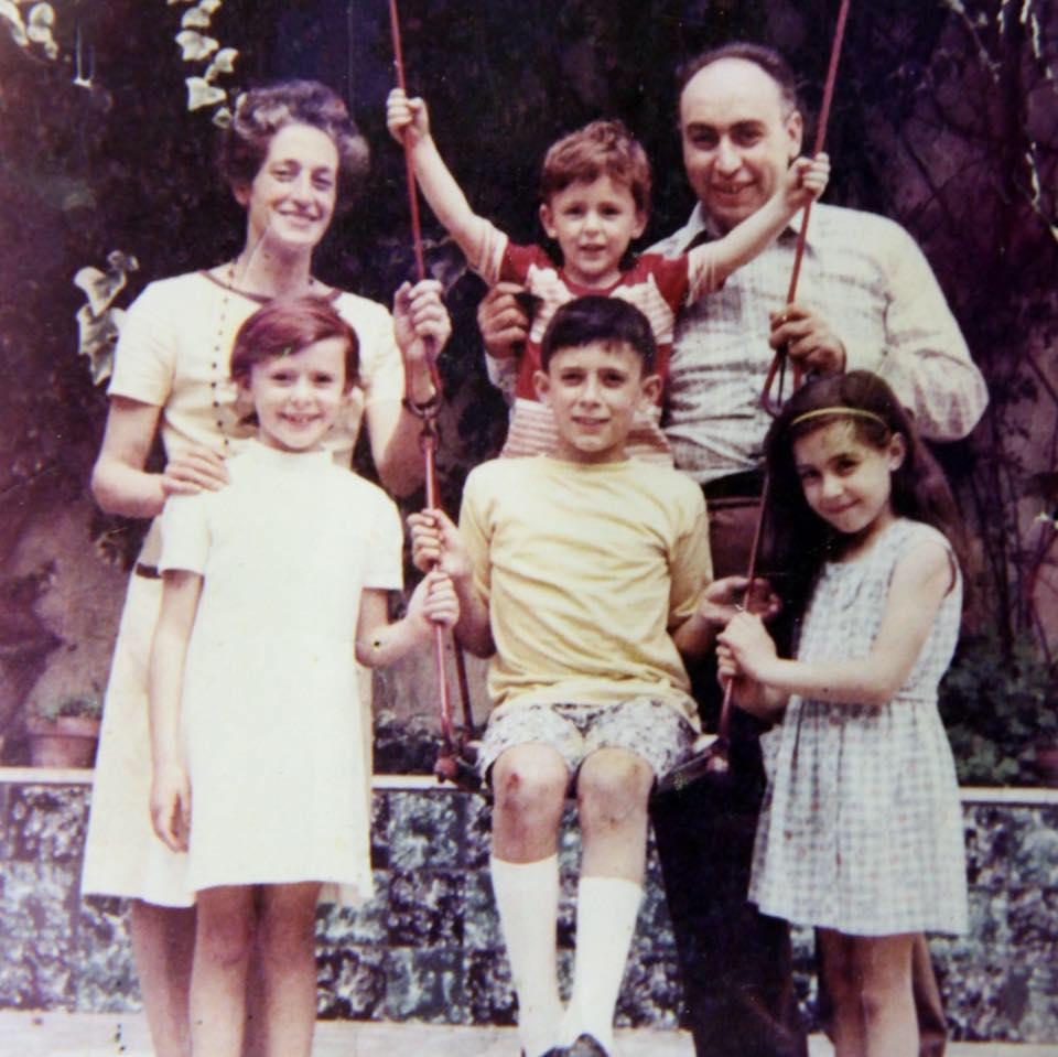 La famiglia Greco