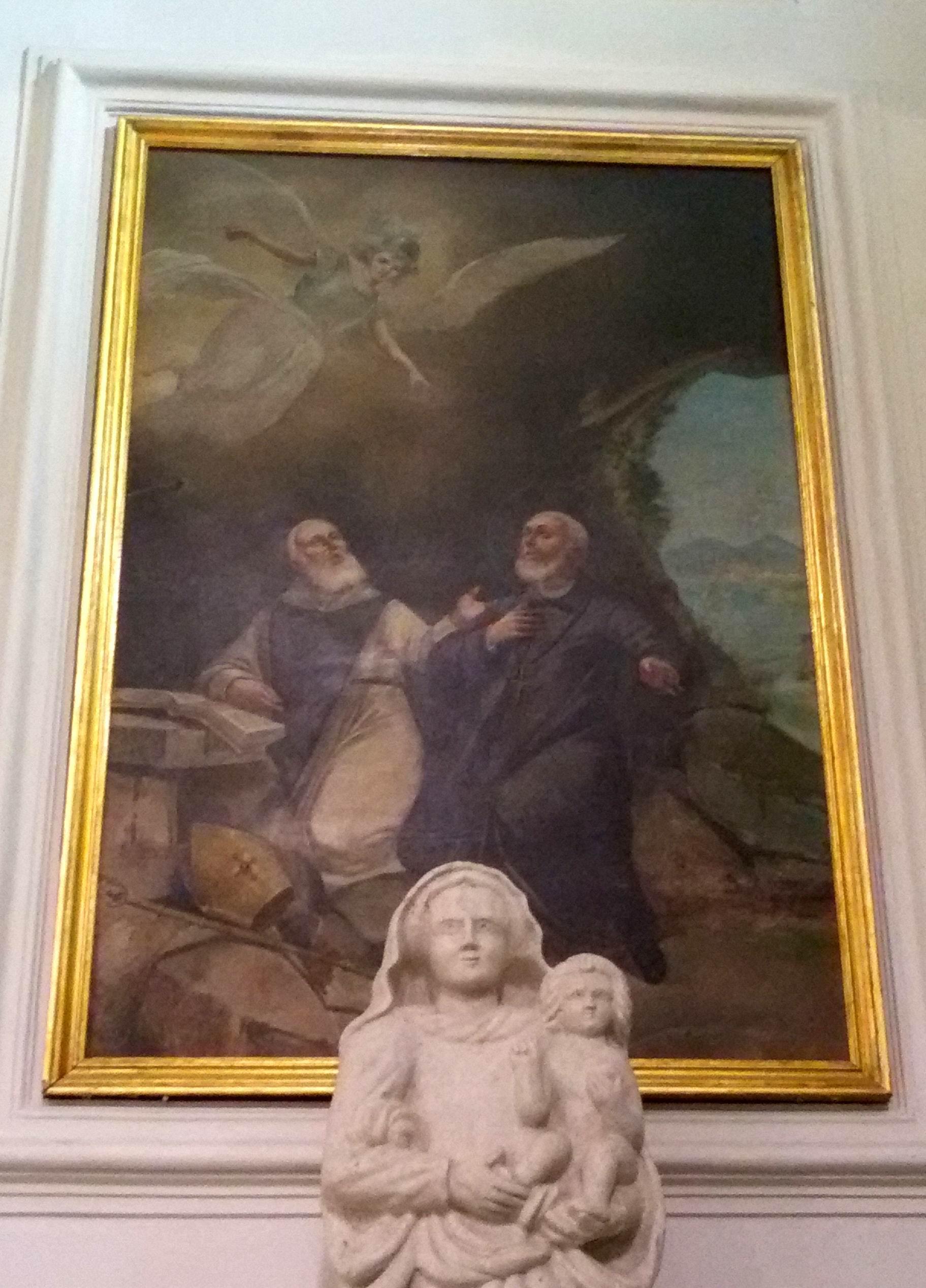 L'apparizione dell'arcangelo Michele ai santi Catello e Antonino