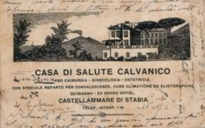 Casa di salute Calvanico