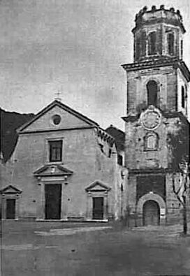 Basilica di Pozzano (collezione G. Zingone)