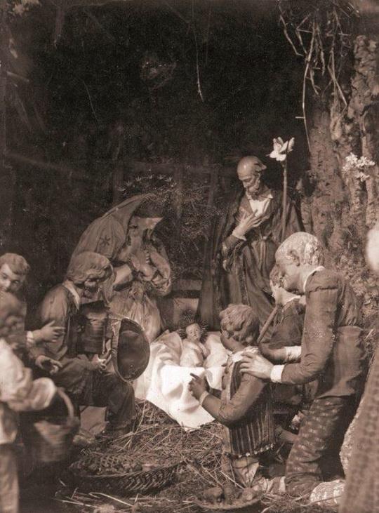 Anno 1911. La Natività di Nostro Signore