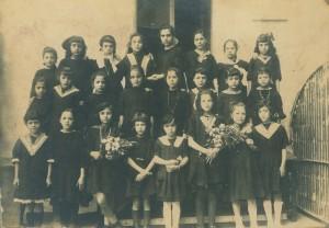 Terza elementare (anno 1921)