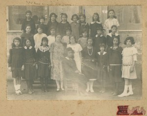 Quinta elementare (anno 1923)