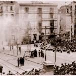 1930 San Catello Piazza Orologio