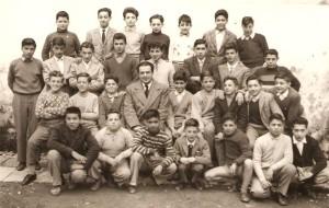 Scolaresca (anno 1956-57)