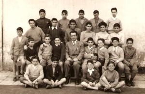 Scolaresca (anno 1957-58)