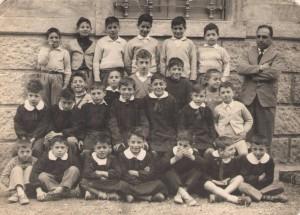 1960 scolaresca Scanzano