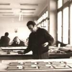 1969 - Sala disegno Italcantieri
