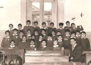 11970/71: quinta elementare (concessa da Ernesto Martone).