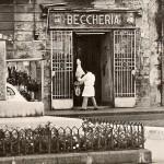 Anni '60 - La Beccheria in piazza Monumento (foto Ferrarotti & Rossi)