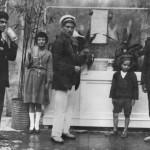 Anno 1922 (l'acquafrescaio alla Via Mazzini)
