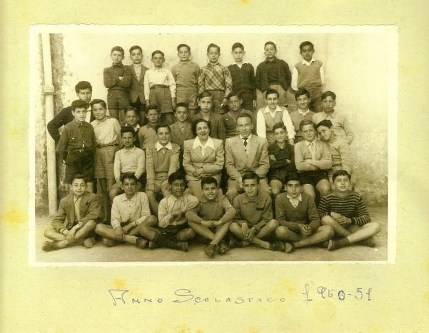 Castellammare di Stabia Anno scolastico 1950-51