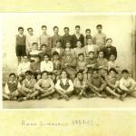 Castellammare di Stabia Anno scolastico 1951-52