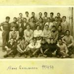 Castellammare di Stabia Anno scolastico 1952-53
