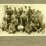 Castellammare di Stabia Anno scolastico 1953-54