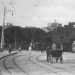 Carrozzella stabiese e tram