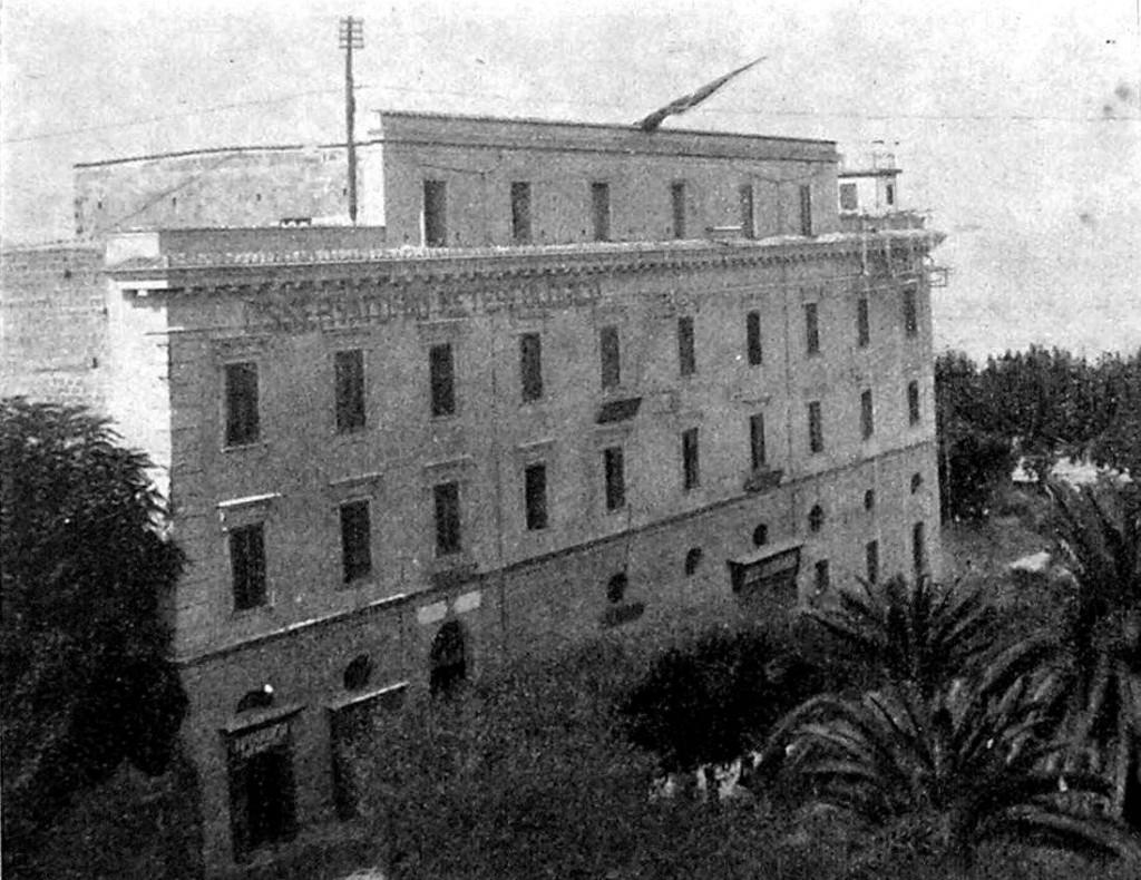 L'Osservatorio Metereologico