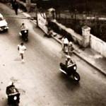 Tedoforo olimpiadi di Roma '60