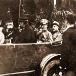 Venuta del Principe Umberto - 1935