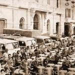 L'organico per il servizio di nettezza urbana (fine anni '50)