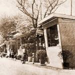 I vecchi chioschi di via Duilio