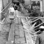 Lavori di copertura al rivo di Gragnano
