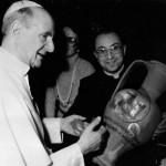 Papa Paolo VI e don Gennarino Somma