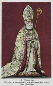 San Catello: cartolina viaggiata nel 1914 (pubblicata sul sito: www.stabiana.it)