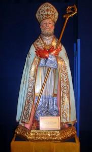San Catello: opera del sig. M. Vanacore (chiesa Cattedrale).