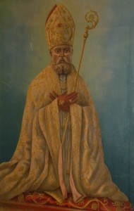 Dipinto di San Catelo (su gentile concessione del sig. Enzo Cesarano).