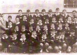 Scuola Scanzano (anno 1958)