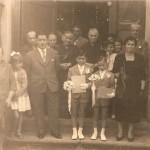 Scanzano comunione ( anni '50)
