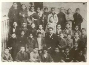 Scolaresca (anno 1928)