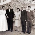 1953 - Matrimonio al Faito