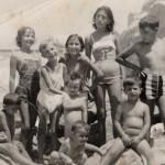 Gruppo di Scanzano alla calcina (anni '60)
