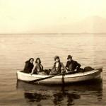 Gita in barca (anni '40)