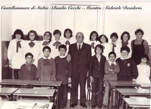 Basilio Cecchi (maestro Desiderio)