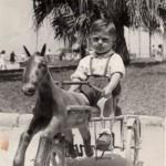 Triciclo a cavalluccio