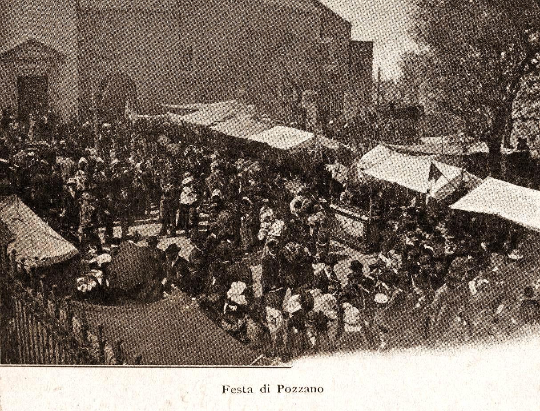 'o Lunnerì 'e Puzzano (cartolina di Enzo Cesarano)