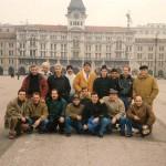 Operai stabiesi a Trieste