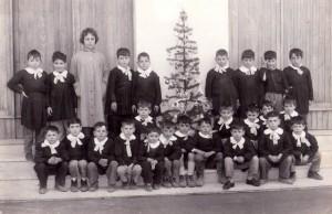 Scuola Ponte Persica (anni '60)