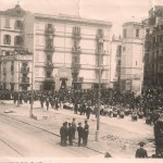 Processione a Piazza Orologio