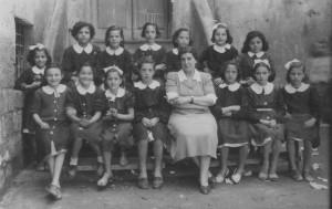 Scanzano scuola elementare (maestra Cipparone)