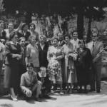 Scanzano (corpo insegnanti anni '50)