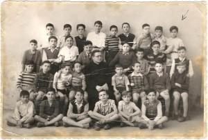 scolaresca salesiani 1947-48