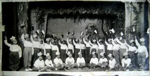 Scuola Pace (anno 1935 / 36)