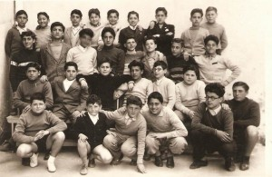 Scuola Stabiae (1955-1956)