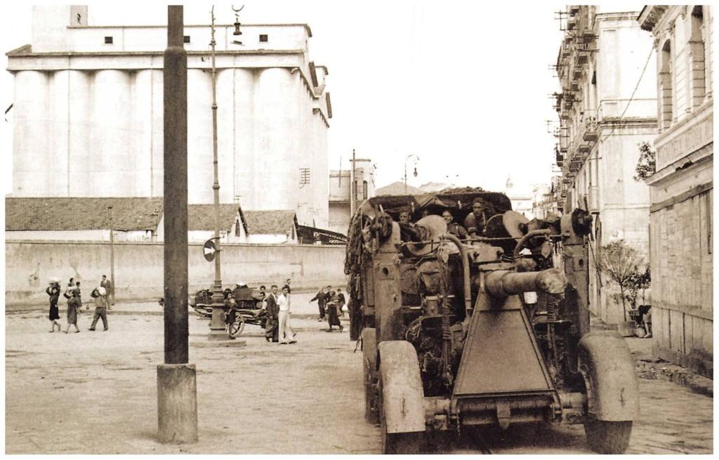 Alleati a Castellammare (Anno 1943)
