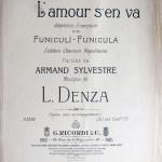 Luigi Denza, L'Amour s'en Vient, L'amour s'en va